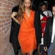 Rihanna Clothes - Wrap Dress