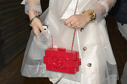 Rita Ora Chain Strap Bag