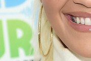 Rita Ora Hoop Earrings