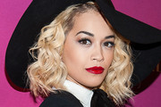 Rita Ora Medium Curls
