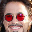 Robert Downey Jr. Sunglasses - Round Sunglasses