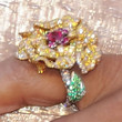 Robin Roberts Statement Ring