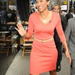 Robin Roberts Clothes - Sweater Dress