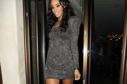 Rochelle Wiseman Sweater Dress