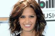 Rocsi Diaz Shoulder Length Hairstyles