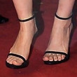 Rooney Mara Evening Sandals