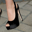 Rooney Mara Shoes - Slingbacks