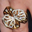 Rose Byrne Jewelry - Cocktail Ring