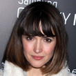 Rose Byrne Hair - Pageboy