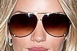 Rosie Huntington-Whiteley Modern Sunglasses