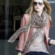 Rosie Huntington-Whiteley Accessories - Patterned Scarf