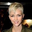 Ruby Rose Boy Cut