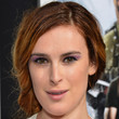 Rumer Willis Hair - Bobby Pinned updo