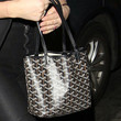Rumer Willis Canvas Tote
