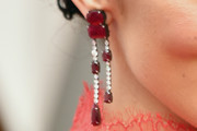 Ruth Negga  Dangle Earrings