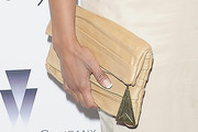 Tiffany Hines Leather Clutch