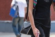 Alexa Chung Leather Shoulder Bag