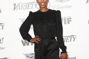 Samira Wiley Pants & Shorts