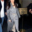 Sandra Bullock Clothes - Wool Coat