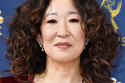 Sandra Oh Shoulder Length Hairstyles