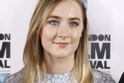 Saoirse Ronan Shoulder Length Hairstyles