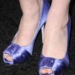 Sarah Drew Shoes - Peep Toe Pumps