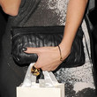 Sarah Harding Leather Clutch