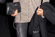 Sarah Harding Leather Purse
