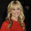 Sarah Michelle Gellar Hair - Long Wavy Cut with Bangs