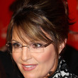 Sarah Palin Hair - French Twist