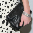Sarah Paulson Leather Clutch