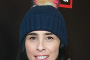 Sarah Silverman Winter Hats