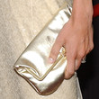 Satsuki Mitchell Handbags - Metallic Clutch