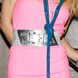Savannah Wise Accessories - Metallic Belt