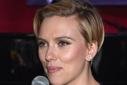 Scarlett Johansson Short Hairstyles