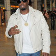 Sean Combs Clothes - Leather Jacket