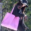 Selena Gomez Oversized Shopper Bag