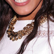 Selita Ebanks Jewelry - Gold Chain