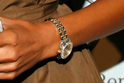 Selita Ebanks Sterling Bracelet Watch