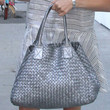 Selma Blair Handbags - Metallic Shoulder Bag