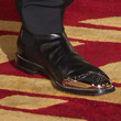 Shahrukh Khan Shoes - Leather Slip On Shoes