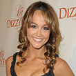 Sharni Vinson Hair - Long Curls with Bangs