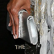 Sharon Leal Handbags - Satin Clutch
