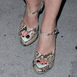 Sharon Stone Shoes - Platform Pumps