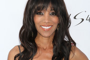 Shaun Robinson Long Hairstyles