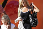 Shauna Sand Oversized Shopper Bag