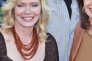 Sheree J. Wilson Layered Beaded Necklace