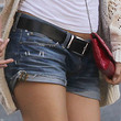 Shermine Shahrivar Clothes - Denim Shorts