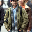 Shia LaBeouf Clothes - Bomber Jacket