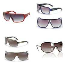 Shield Wrap Sunglasses